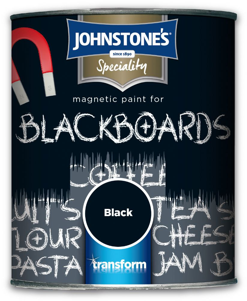 Johnstones Speciality Magnetic Paint for Blackboards
